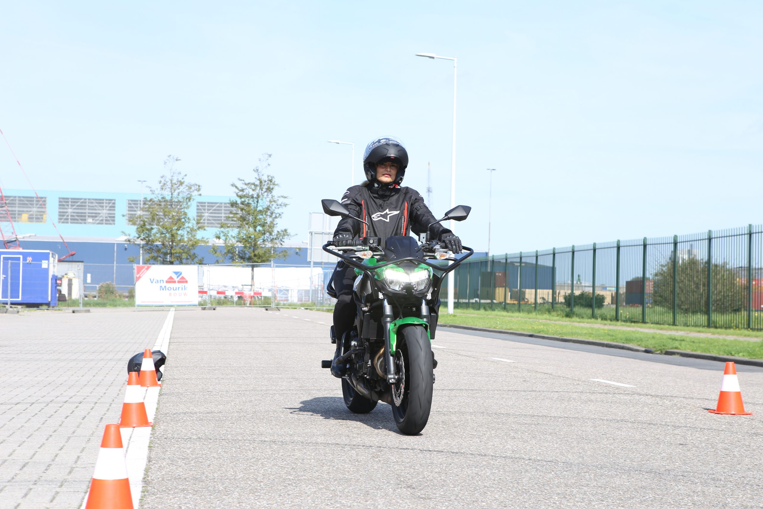 Motorrijles Amsterdam